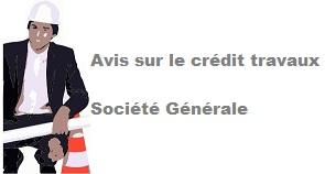 travaux société génerale