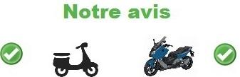 avis scooter moto