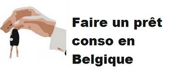 pret conso belgique