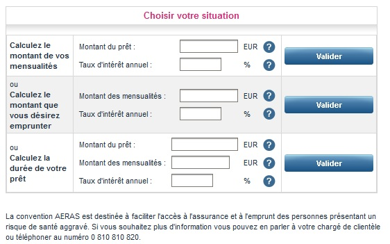 credit immobilier taux credit mutuel