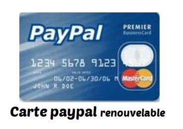 carte paypal