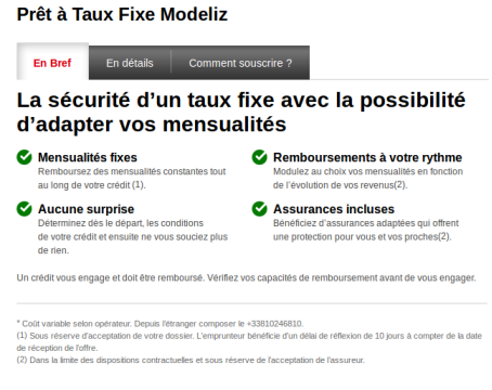 credit immobilier hsbc