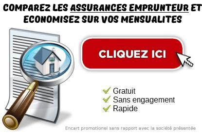 comparer assurance pret