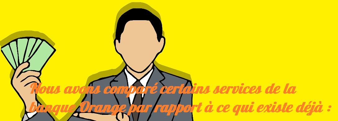 comparaison services