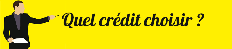 choisir un credit