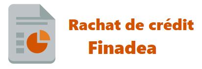 rachat credit Finadea