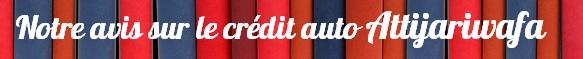 avis credit auto