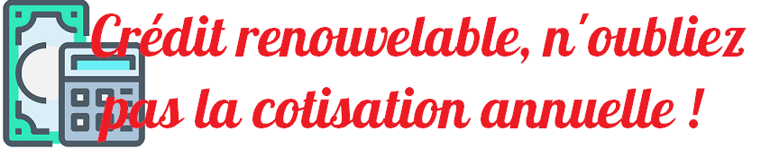 cotisation annuelle