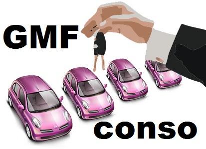 GMF pret conso