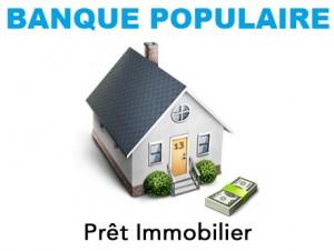 banque populaire immobilier