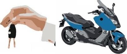 moto pret macif