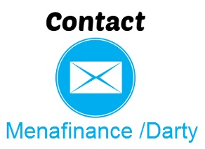 contacter menafinance darty