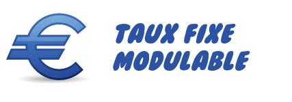 pret modulable cic