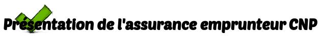 assurance cnp