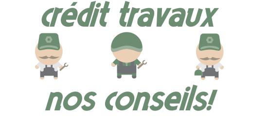 conseils credit travaux