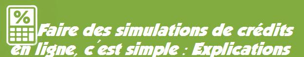 simulations en ligne