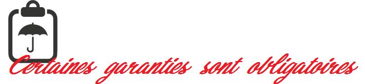 garanties obligatoires