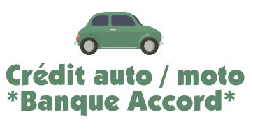 pret auto moto accord banque