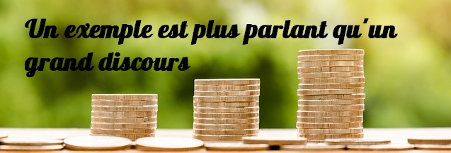 exemple parlant