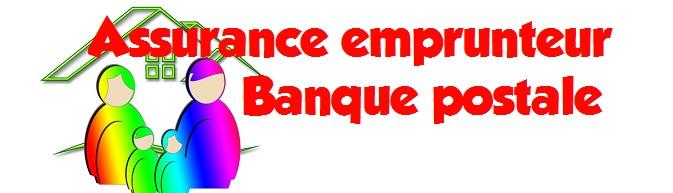 assurance banque postale