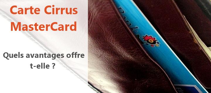 carte cirrus