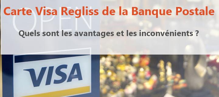 Carte regliss visa avantages